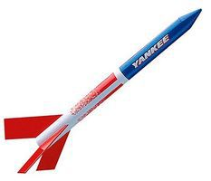 Estes Yankee Model Rocket Kit Skill Level 1 #1381