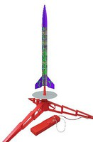 Estes Wacky Wiggler Model Rocket Launch Set (Skill Level E2X)