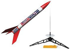Estes Maxi Alpha III Launch Set Skill Level 2 Model Rocket Launch Set #1466