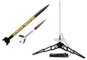 Estes Tandem-X Model Rocket Starter Set Easy To Assemble #1469
