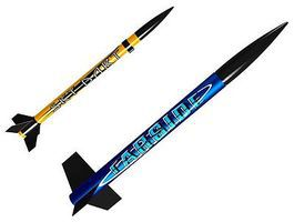 Estes Solar Scouts Model Rocket Starter Set Easy To Assemble #1475