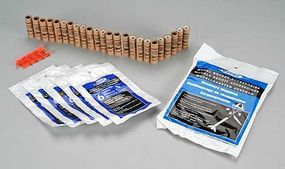 Estes 1/2A3-4T Mini Rocket Engines (24) Mini Model Rocket Engine Bulk Pack #1788