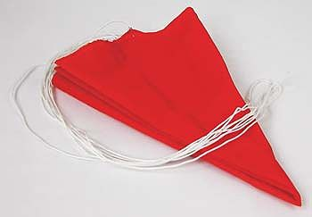 Estes Rockets 24'' Nylon Model Rocket Parachute -- Pro Series II -- Pre-Assembled -- #2261