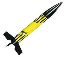 Estes Sizzler Model Rocket Ready To Fly #2472