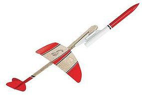 Estes Tercel Glider Model Rocket Kit Skill Level 3 #3222