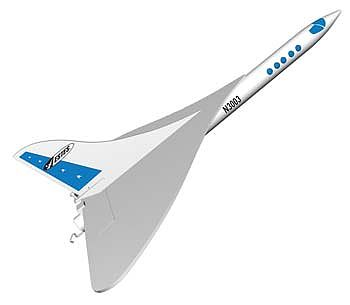 Estes Rockets Astron Sky Dart II Model Rocket -- Skill Level 3 -- #3229