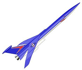 Estes Rockets Conquest Model Rocket Kit -- Pro Series Skill Level 5 -- #7230