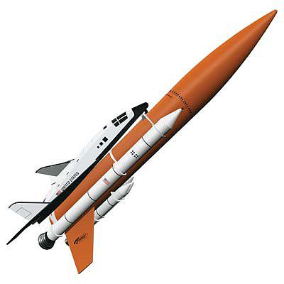 Estes Rockets Estes Shuttle -- Pro Level Model Rocket Kit -- #7246