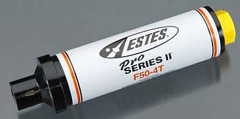 F50 4 Model Rocket Engine Pro Series Ii Composite Rocket