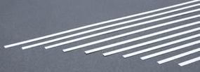 Evergreen Styrene Strips .040x.188 (10) Model Railroad Scratch Building Supply #148