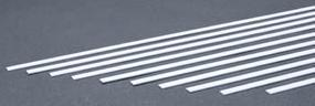 Evergreen Styrene Strips .040x.250 (10) Model Railroad Scratch Building Supply #149