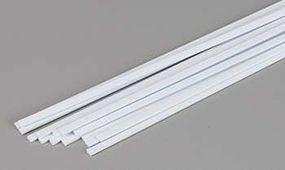 Evergreen Styrene Strip .040x.100 (15) Model Scratch Plastic Building Supply #345