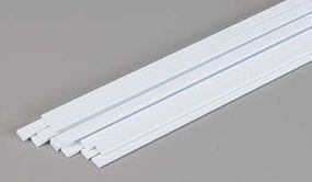 Evergreen Styrene Strip .040x.156 (14) Model Scratch Plastic Building Supply #347