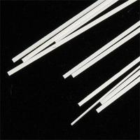 Plastic Styrene Strips 1x3 HO (10) Model Railroad Scratch Building Supply #8103
