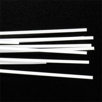 Evergreen Plastic Styrene Strips 1x6 HO (10) Model Railroad Scratch Building Supply #8106