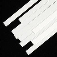 Evergreen Plastic Styrene Strips 1x12 HO (10) Model Railroad Scratch Building Supply #8112