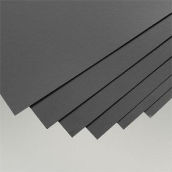 Evergreen Plastic Styrene Black Sheet .020x8x21 (6) Model Railroad Scratch Building Supply #9113