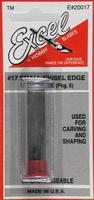Excel Blades 318 Chisel Edge (5) Model and Hobby Knife Blade #20017