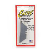 Excel #92 Two Notch Utility Blades (5) Model and Hobby Knife Blade #20092