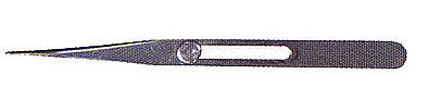Excel Stainless Steel Tweezers Hobby Clamp Tweezer #30411