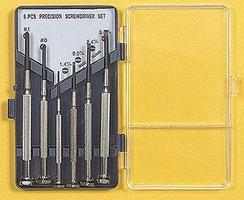 Excel Precision Screwdriver Set (6)