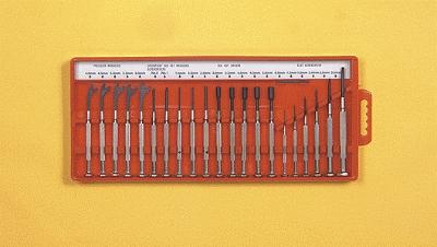 Excel 21pc PRECISION MINI TOOL SET