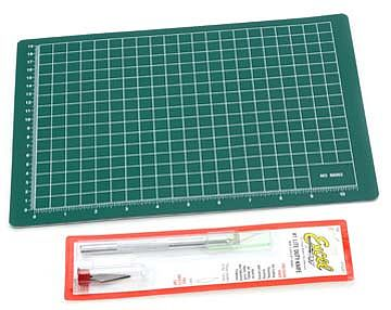 Excel Hobby Blades Prcsn cutting kit w/K18