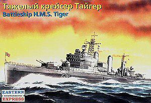 Eastern Express Models BATTLESHIP TIGER 1-415