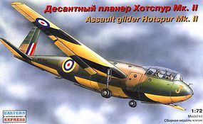 Hotspur Mk. II Assault Glider Plastic Model Airplane Kit 1/72 Scale #72251