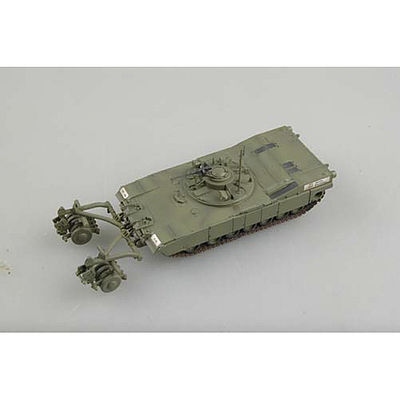 Easy-Models M1 PANTHER W/mine roller Pre-Built Plastic Model Tank 1/72 Scale #35048