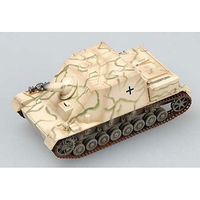 Easy-Models BRUMMBAR EASTERN FRONT 1944 Pre-Built Plastic Model Tank 1/72 Scale #36120