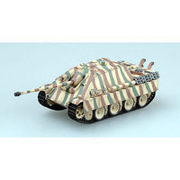Easy-Models JAGDPANTHER Narrow Stripe Pre-Built Plastic Model Tank 1/72 Scale #36240
