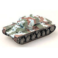 Easy-Models KV-1E HEAVY TANK FINNISH 1-72