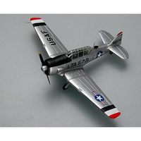 Easy-Models LT-6G TEXAN Korea 1953 Pre-Built Plastic Model Airplane 1/72 Scale #36319
