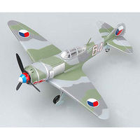 Easy-Models LA-7 LAVOCHKIN CZECH AF Pre-Built Plastic Model Airplane 1/72 Scale #36330