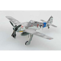 Easy-Models Fw-190A-8 6./JG300 Pre-Built Plastic Model Airplane 1/72 Scale #36360