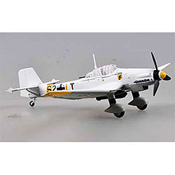 Easy-Models Ju87D-3 9./StG.77 1943 Pre-Built Plastic Model Airplane 1/72 Scale #36387