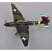 Easy-Models Ju87D-5 102./1 1943 Pre-Built Plastic Model Airplane 1/72 Scale #36388