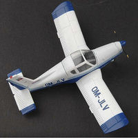 Easy-Models Z-42 Pre-Built Plastic Model Airplane 1/72 Scale #36435