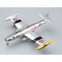 Easy-Models French Air Force F-84G-6 (51-9894) 1952 Pre-Built Plastic Model Airplane 1/72 Scale #36802