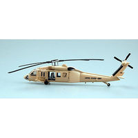 Easy-Models UH-60 BLACKHAWK Sandhawk Pre-Built Plastic Model Helicopter 1/72 Scale #37015