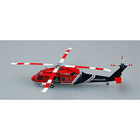 Easy-Models UH-60 CHOCTAW FIREHAWK Pre-Built Plastic Model Helicopter 1/72 Scale #37019