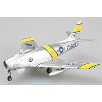 Easy-Models F-86F BILLIE/MARGIE 335fs Pre-Built Plastic Model Airplane 1/72 Scale #37102