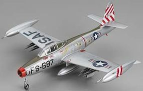 Easy-Models F-84E SANDY 9th FBS TAEGU 1951 Pre-Built Plastic Model Airplane 1/72 Scale #37108