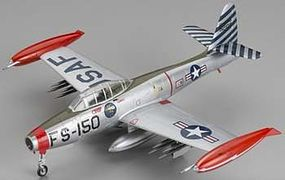 Easy-Models F-84E 22nd FBS 36th FBG Pre-Built Plastic Model Airplane 1/72 Scale #37109