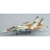 Easy-Models F-15I IDF/AF No. 209 Pre-Built Plastic Model Airplane 1/72 Scale #37124