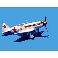 Easy-Models Mig-3 12th IAP MAD 1942 Pre-Built Plastic Model Airplane 1/72 Scale #37224