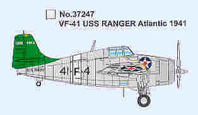 Easy-Models F4F-3 WILDCAT VF-41 USS R