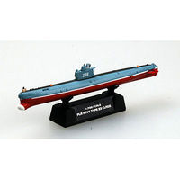 Easy-Models R33 PLA of CHINA SUB Pre-Built Plastic Model Submarine 1/700 Scale #37322