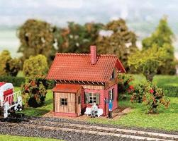 Faller Signal House Kit HO Scale Model Railroad Building #120223